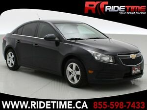 2014 Chevrolet Cruze 2LT - Leather, Automatic, Alloy Wheels