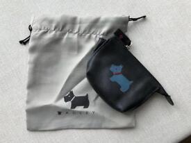 Radley coin purse in black