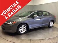 2012 Honda Civic EN ATTENTE D'APPROBATION