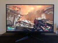 Gaming Monitor Acer Nitro VG270Ubmiipx 27-Inch Quad HD