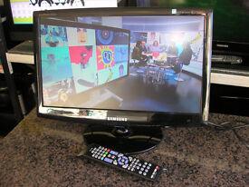 "SAMSUNG SYNC MASTER 19"" TV/ MONITOR"