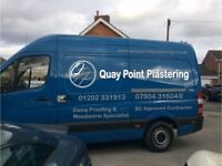 Damp proofing. 30 Year Bonded Guarantee.