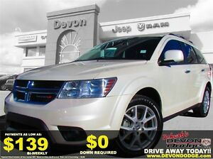 2015 Dodge Journey R/T // AWD // Accident Free