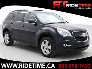 2015 Chevrolet Equinox 2LT AWD - Leather, Backup Camera
