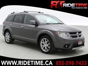 """2013 Dodge Journey R/T AWD - 8.4"""" Uconnect, 19"""" Alloy Wheels"""