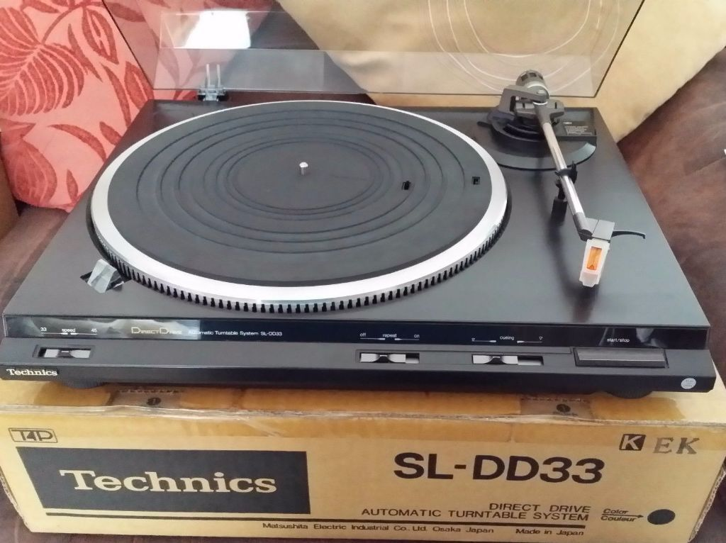 Technics Sl Dd33 In Stockport Manchester Gumtree