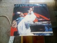 12inch Stevie Wonder - I just called to say i love you. Vinyl Record.