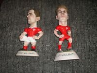 "9""; shane williams,+ liam williams,player signed groggs"