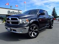 2013 Ram 1500 ST/SXT-Hitch-Lift KIT AND After Market Rims AND Ti