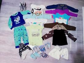 Baby boy clothes bundle 3-6months 62-68 cm