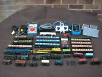 Model railway trains OO,Gauge A Box full