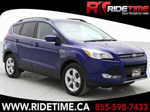 2016 Ford Escape SE 4WD – Backup Camera, EcoBoost, Heated Seats,