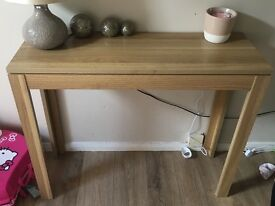 Next console table