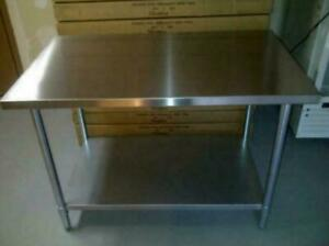 Stainless Steel Sinks, Faucets, Tables and Shelves***BEST PRICES***