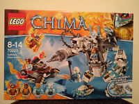 NEW LEGO Chima 70223 Icebite's Claw Driller **BNIB** Unopened