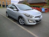 BARGAIN 2013: Hyundai i30 - 1 Owner - FULL Service History - £30 TAX