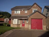 Magnificent 4 Bedroom House Available to Let fully furnished in Aberdeen