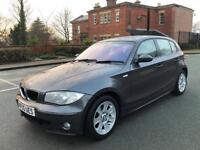 Price reduced for quick sale!! BMW 118D 2005 115k Miles, immaculate not A3, golf, Nissan, Honda