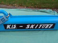 Ski Tube - blue