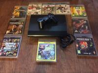 Sony PS3 500 GB Slim Games Console