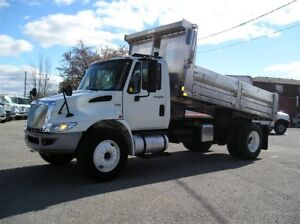 2014 International 4300 New Aluminum Dump