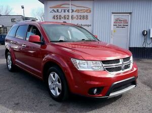 2010 Dodge Journey **R/T** ***CUIR/4X4***