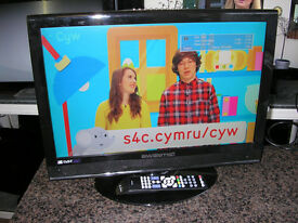 "SWISSTEC( SAME AS TECHNIKA) 22"" LCD TV"