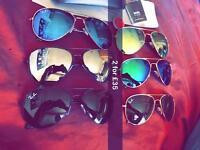 BEST QUALITY BEST PRICE RAYBAN AVIATOR WAYFARER CLUBMASTER men's women's sunglasses NEW free loc del