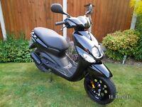 Yamaha Neos 50cc Scooter Moped