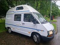 Renault traffic campervan 2.1