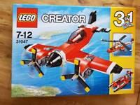 Lego Creator 3in1 31047 - Retired- BRAND NEW