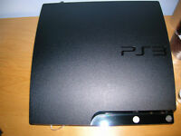 Playstation 3 and 6 games