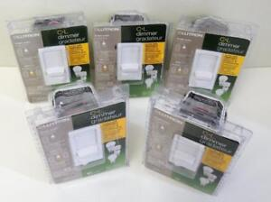 Lutron Skylark Contour Single Pole/3-Way dimmable CFL & LED Dimmer- CTCL-153PDH (USED)