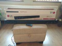 LG LAS260B 2 Channel Sound Bar 100w