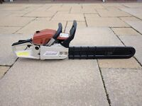 Petrol Chainsaw 53cc as new (never used).