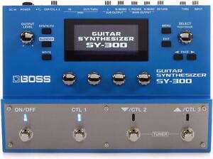 Boss SY-300 Guitar Synthesizer Multi-Effects Pedal SY300