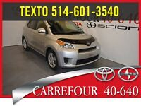 2011 Scion xD 1.8L Gr.Electrique+Air+Mags