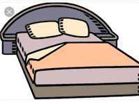Beds..double and king size