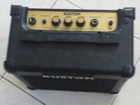 Kustom KGA10 10 Watt Portable Guitar amp