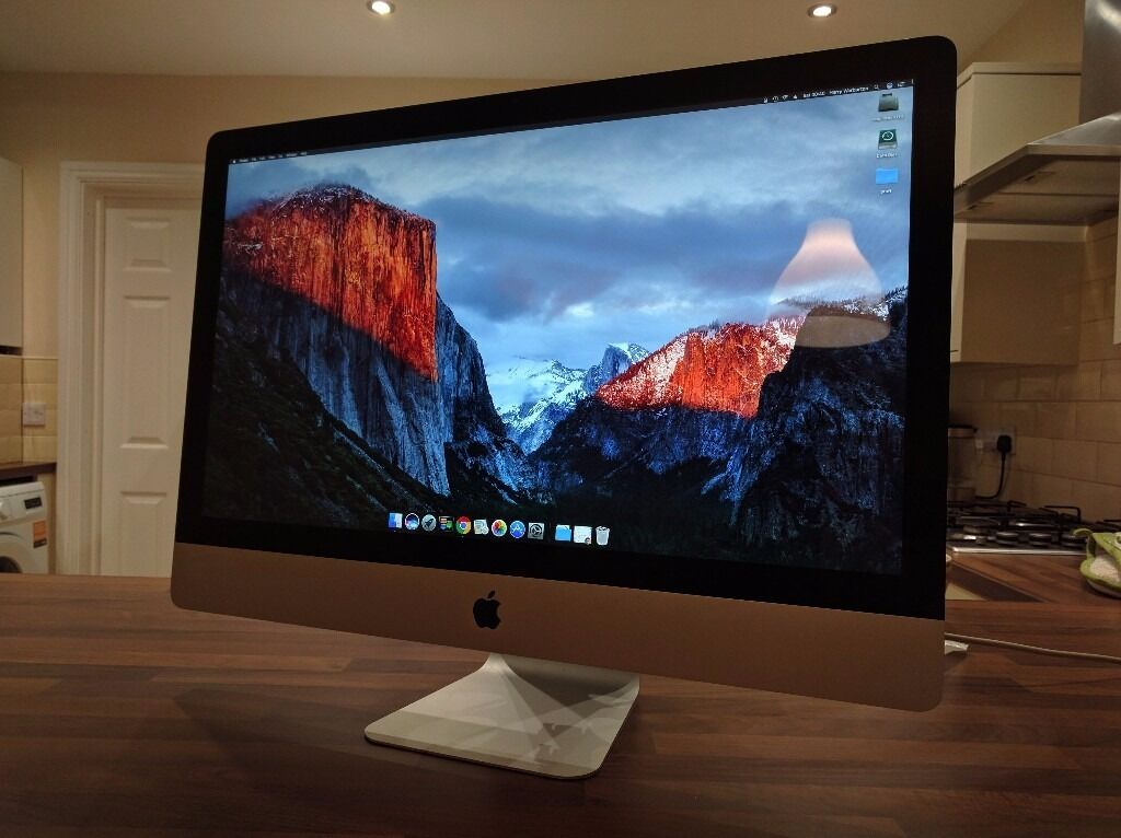 "Apple iMac 27"" i7 2.93GHz 10GB RAM SSDHDDDisc Drivein Lincoln, LincolnshireGumtree - Apple iMac 27"" with an Intel i7 running at 2.93GHz. 2010 model. 10GB DDR3 RAM. It has a fast 250GB SSD, 2TB hard drive and optical disc drive quite difficult to find an iMac with all 3. Running MacOS Sierra. Runs like an absolute dream, recently..."