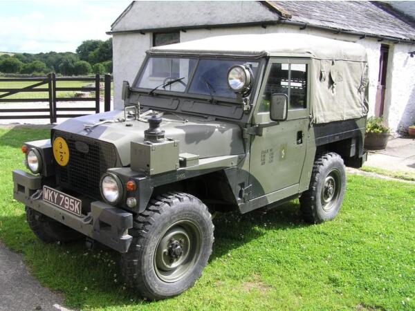 land rover series iii classifieds united kingdom. Black Bedroom Furniture Sets. Home Design Ideas