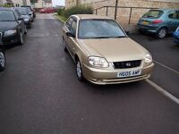 Hyundai accent 2005 64000 miles 1.3 petrol new MOT