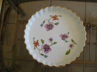 Royal Worcester Astley Flan Dish
