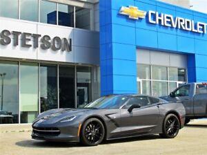 2014 Chevrolet Corvette Stingray Z51 3LT *Signed Cover* Carbon F