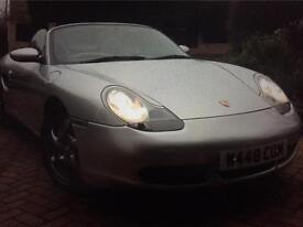 Stunning Porsche Boxster s bargain