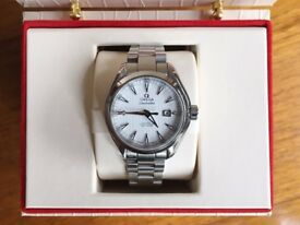 Omega Seamaster Aqua Terra 231.10.34.20.04.001 Swiss Automatic Ladies' Watch - excellent condition