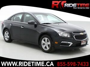 2016 Chevrolet Cruze Limited 2LT - Leather, Sunroof, Alloy Wheel