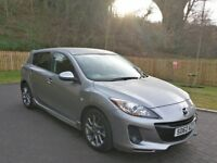 Mazda 3 2013 1.6 Venture. Low mileage (28k) and great looking car