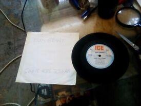 7inch Eddy Grant - Gimme hope Jo'anna. Vinyl record.