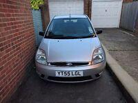 2005 Ford Fiesta 1.4 Ghia - 1 years MOT